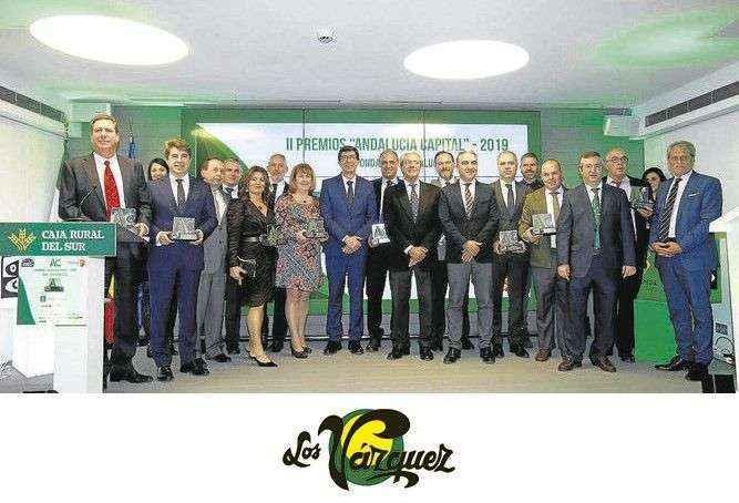 CEDEC manté la seva col·laboració amb Quesos Los Vázquez, guardonada amb el premi Andalusia Capital 2019