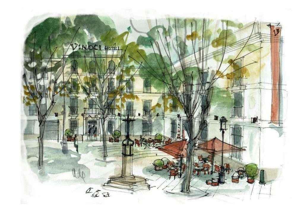 CIDON firma el proyecto de interiorismo y equipamiento de Vincci Hoteles en Sevilla