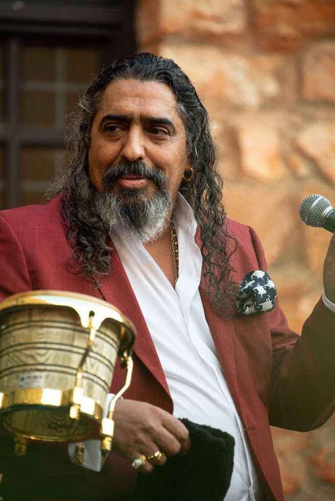 Diego, El Cigala, triunfa en Sigüenza