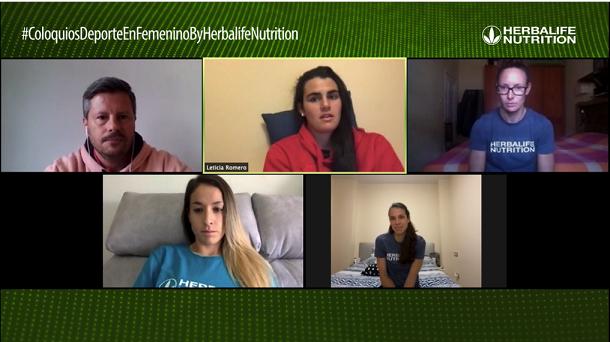 """Herbalife Nutrition organiza los coloquios """"Deporte en Femenino"""""""