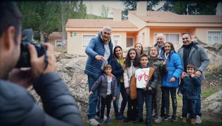 Herbalife Nutrition realiza un taller de BanGol con Aldeas Infantiles