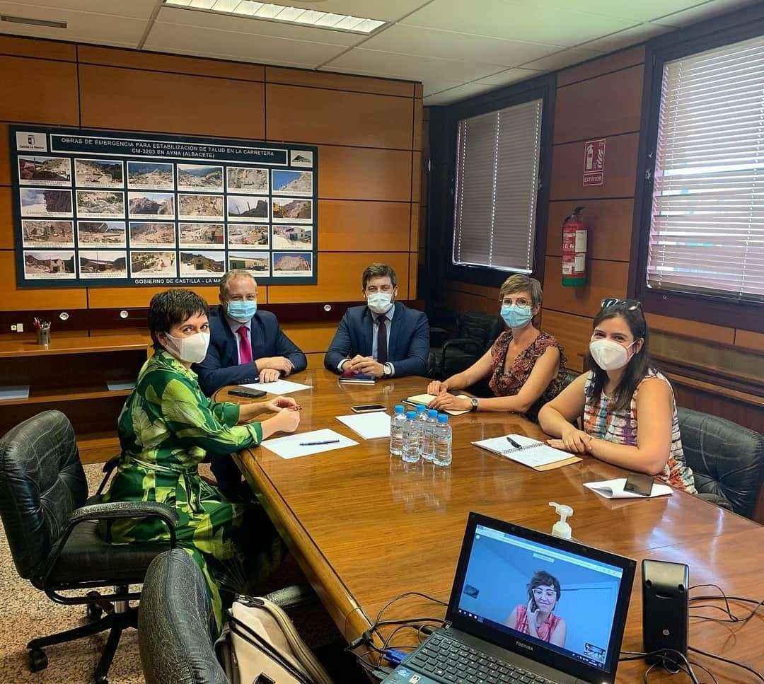 La Junta consulta a los arquitectos para la elaboración de Ley del Paisaje de Castilla-La Mancha