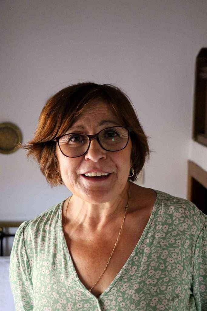 La memoria y sensibilidad de Dolores Ortega se han convertido en 'El Capricho de Albalate'