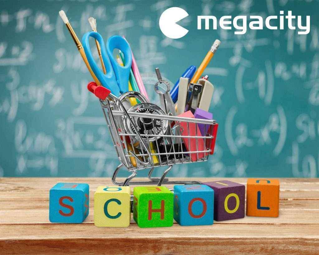 Megacity, empresa oscense que garantiza el ahorro en material escolar para la vuelta al cole en toda España