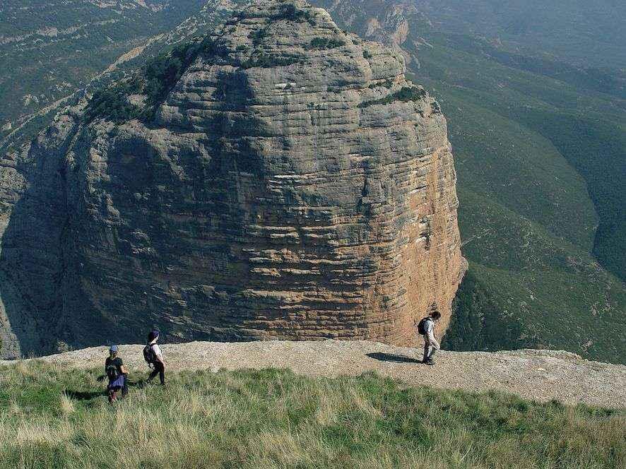 Parque Natural de la Sierra y Cañones de Guara, una apuesta por el turismo sostenible