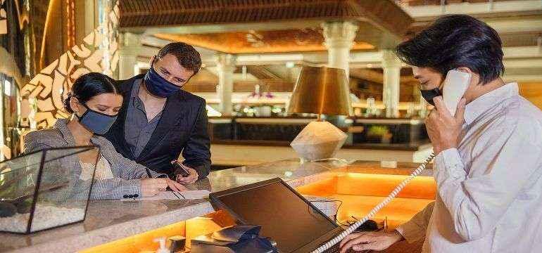 Rentokil Initial: medidas de prevención contra el COVID-19 en hoteles y albergues
