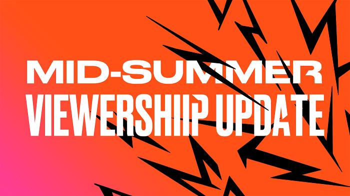Riot Games bate récords de audiencia en sus primeras semanas del split de verano de la LEC