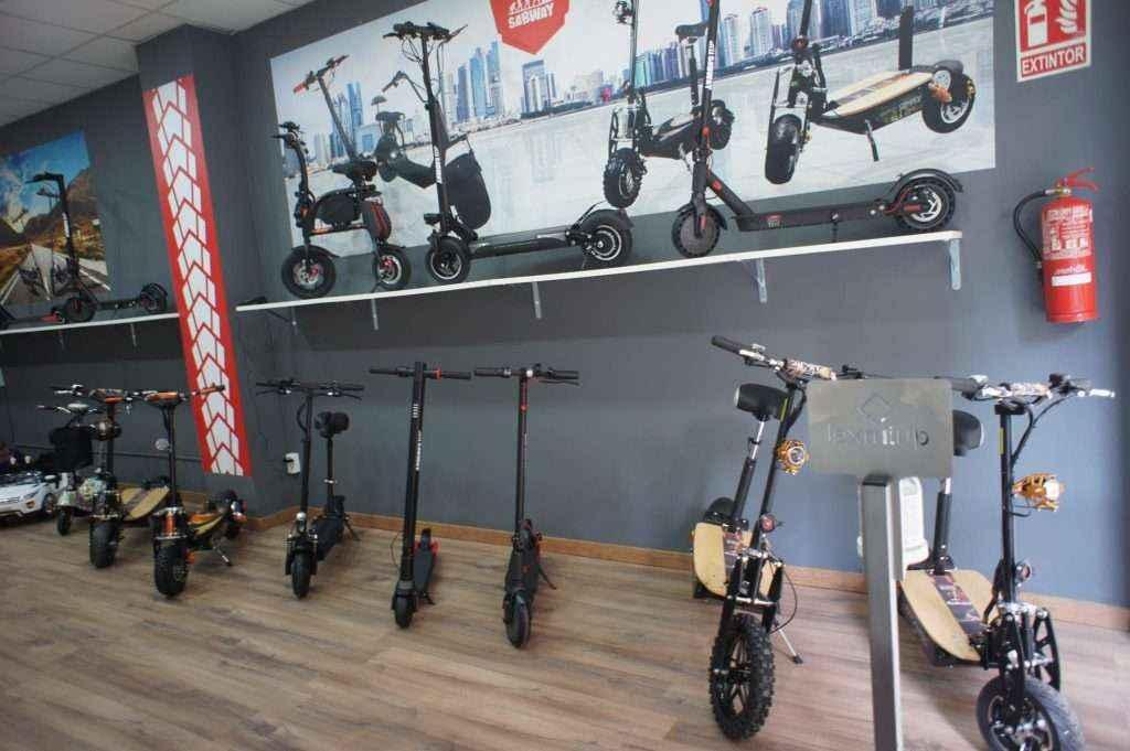 Sabway abre nueva tienda de patinetes eléctricos en Valencia