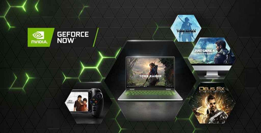 Square Enix vuelve a GeForce NOW