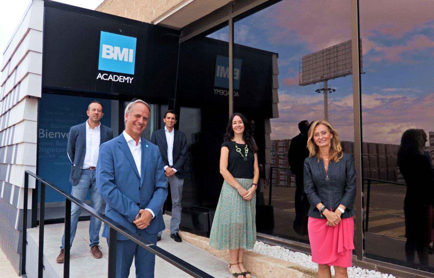 BMI y EJE&CON promueven el Talento Sin Género en el Sector de la Construcción