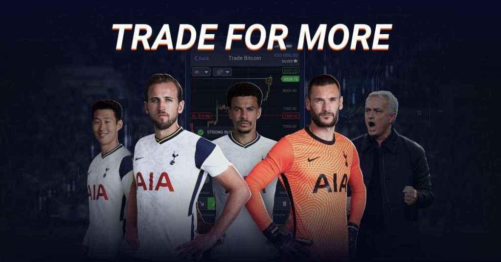 El Tottenham Hotspur anuncia una asociación multianual con Libertex