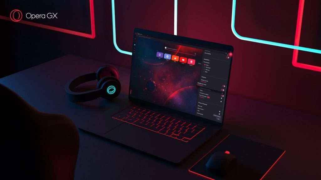 Opera GX se convierte en el primer navegador del mundo con música inmersiva
