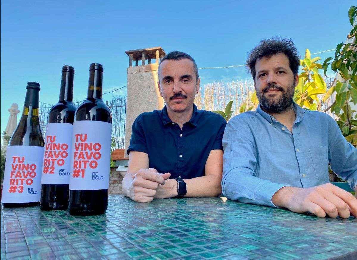 BeBold lanza el primer e-commerce de vinos que utiliza la Inteligencia Artificial para conocer los gustos de sus clientes