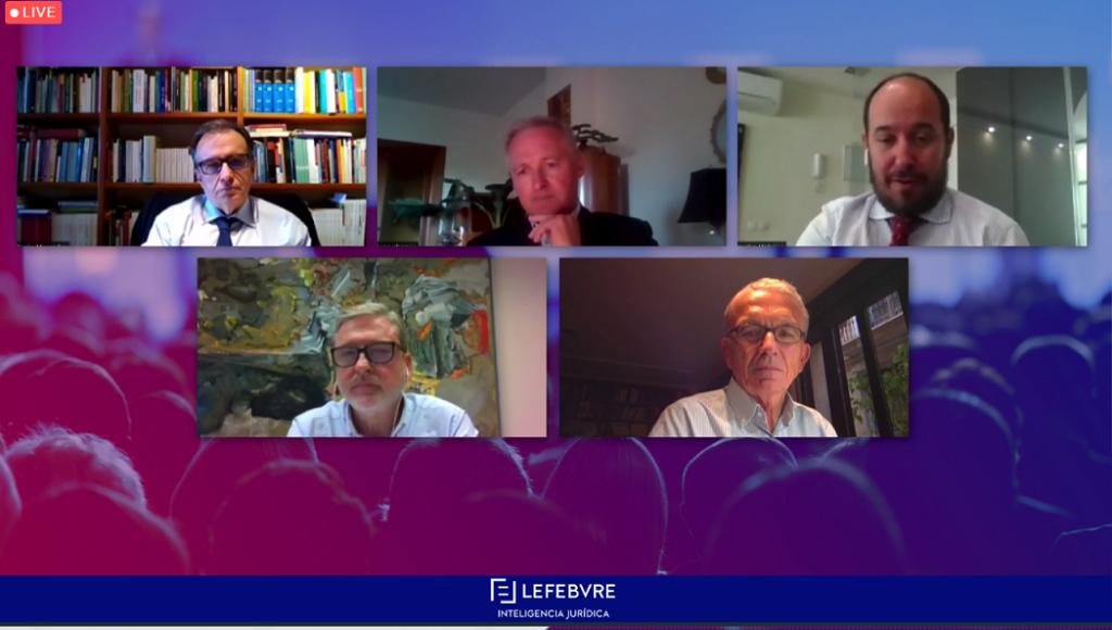En el Congreso Laboral de Lefebvre han analizado teletrabajo, negociación colectiva o despidos por COVID-19