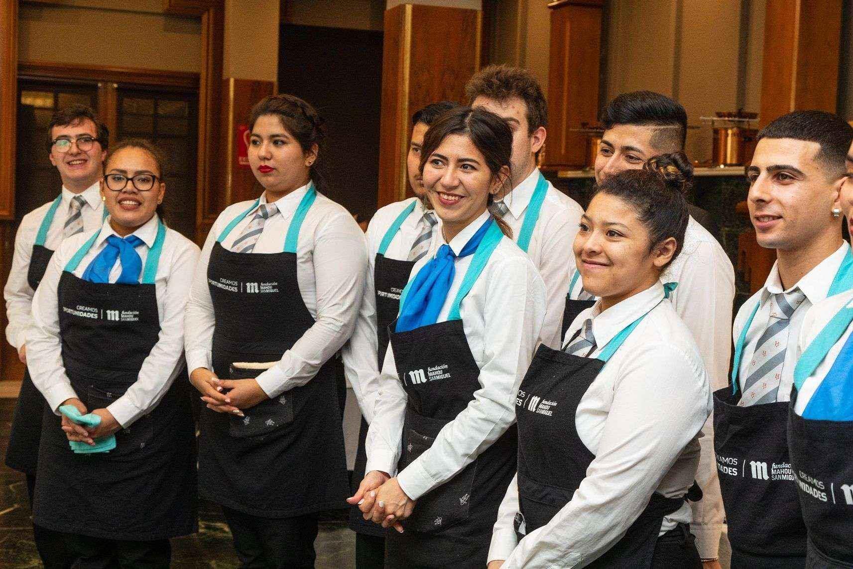Fundación Mahou San Miguel refuerza su programa 'Creamos Oportunidades en Hostelería y Turismo'