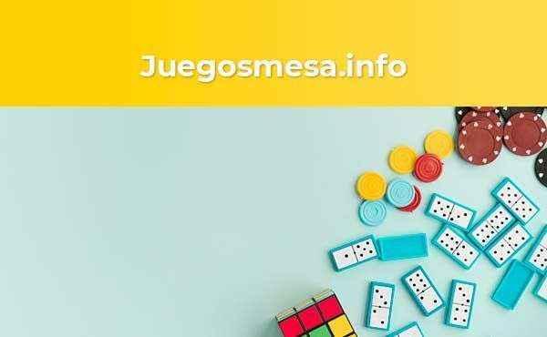 Juegosmesa.info: Los mejores juegos de mesa para jugar en casa