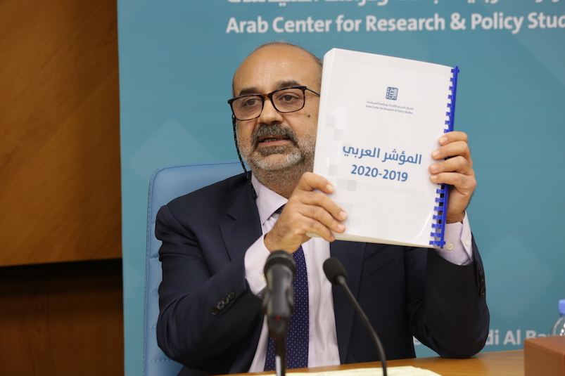 La mayor encuesta de opinión árabe revela un enorme deseo de democracia entre los ciudadanos árabes