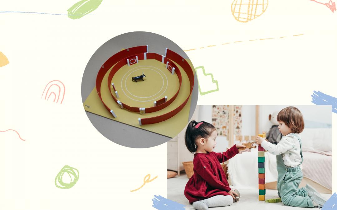 ¿Buscas una plaza de toros de juguete para niños? ¡Conoce todo lo que necesitas!