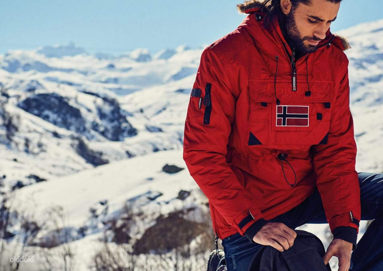 La mejor guía de tallas de Geographical Norway